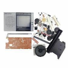 DIY EDT-2902 Multiband Radio Kit FM MW SW1-7 Amplitude ...