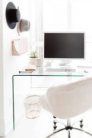 clear office desk. Fancy Plush Design Clear Desk Best 25 Ideas On Pinterest Glass Office O