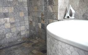 Mosaik-Fliesen Travertin silber grau 10x10 kaufen