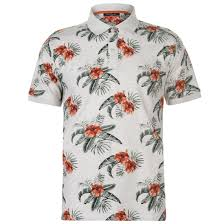 Pierre Cardin Polo Shirt Size Chart Pierre Cardin Tropical Polo Shirt Mens Gents Classic Fit Tee