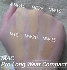 Color Nc 15 Nw15 Brand Mac Pro Long Wear Compact