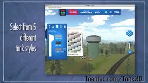 Tnemec Color Chart Tank3d Create Your Own Water Tank Design Tnemec Tnemec