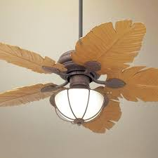leaf ceiling fan. Palm Leaf Ceiling Fan Blades Beautiful Fans Harbor Breeze Ideas Excellent