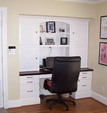 Good Built In Desk In Kitchen Ideas 53 In Simple Design Room with Built In  Desk