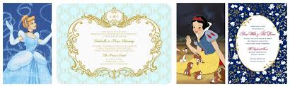 Disney Evites Wedding Invitations News Tips Guides Glamour