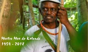 Image result for Moa do Katende, the well-known capoeira master,