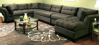raymour and flanigan sofa sets and sofa bed and couches home metropolis 4 microfiber sectional sofa