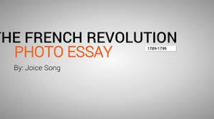 french revolution photo essay on emaze
