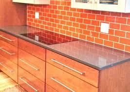 modwalls poppy lush glass subway tile backsplash