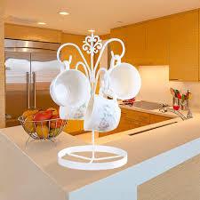 Teacup Display Stand Hot 100100'' Coffee Tea Cup Mug Holder Stand Kitchen 100 Mug Storage 52