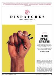 Editorial Design Ideas Atlantic Mag Page Heading Ideas Magazine Page Layouts
