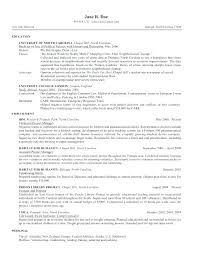 Customer Service Resume Objective Examples Restaurant Resume ...