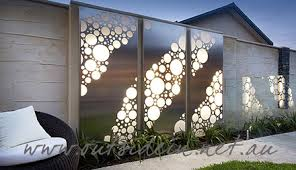Small Picture Outdoor Wall Art Perth Laser Cut Garden Screens Gates