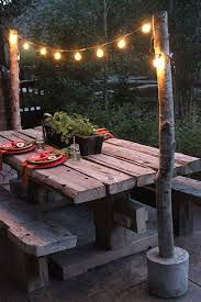 unique outdoor lighting ideas. 10 Outdoor Lighting Ideas For Your Garden Landscape. #5 Is Really Cute - Unique