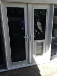 sliding door dog door doors marvelous french door dog door insert patio doors with dog door