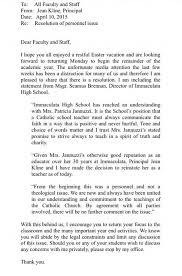 Catholic School Teaching Cover Letter Granitestateartsmarket Com