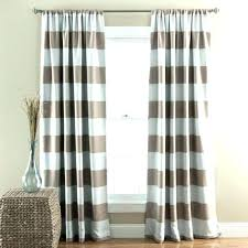 horizontal stripe curtains navy blue striped curtains rugby curtain large size of striped curtains blue striped