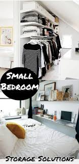 small bedroom storage solutions storage ideas for small bedrooms great diy ideas for all