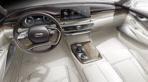 kia k900 2015 interior. Interesting K900 A Little While Ago We Posted Teaser Sketches Of The New Kia K900 Flagship  So Far Weu0027ve Learned How It Looks From Front To Side Rear But Interior  For 2015 Interior