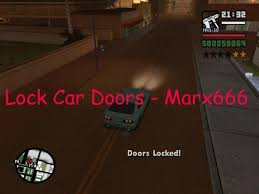 lock your door. Lock Your Car\u0027s Doors Door X
