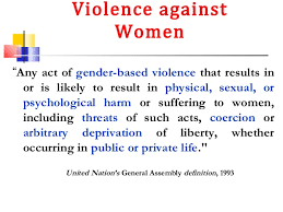 violence against women united nation s general assembly definition 1993 3