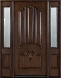 Stunning Used Wood Doors Used Wood Exterior Doors Fire Proof Plain