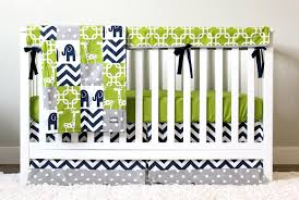 navy blue and green baby bedding navy blue and lime green crib bedding