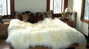 faux skin rug large size of care bear area rugs awesome