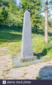 La Slovacchia si trova nei pressi del confine tra Slovacchia, Repubblica  Ceca e Polonia Foto stock - Alamy