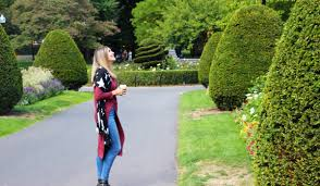 visiting the boston public garden