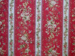 Cotton Fabric - Fabulous Fabric - Patchwork, Roses, Quilt Gate & Fabric M. Rose Collection Antique Pink Border Adamdwight.com