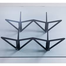 porada origami coffee table square by porada