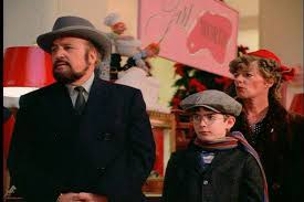 jean shepherd in a christmas story