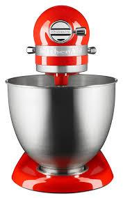 kitchenaid mixer colors. amazon.com: kitchenaid ksm3311xht artisan mini series tilt-head stand mixer, 3.5 quart, hot sauce: kitchen \u0026 dining kitchenaid mixer colors