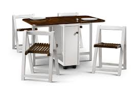 contemporary foldable dining table