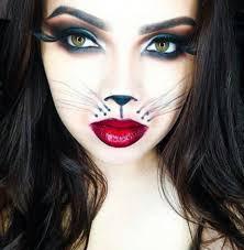 cute cat makeup nice simple inexpensive idea for haloween