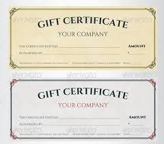 Sample Gift Certificate Magdalene Project Org