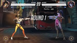 overwatch fighting game round 1 by iurypadilha on deviantart