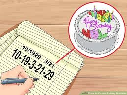 Lotto Max Number Frequency Chart 4 Ways To Choose Lottery Numbers Wikihow