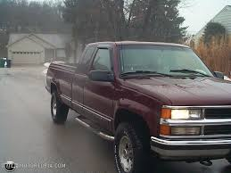 1997 Chevrolet Silverado 2500HD For Sale id 15340