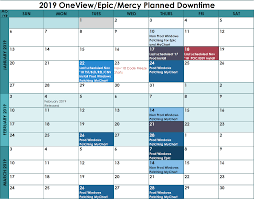 Riverview Health My Chart 2019 Downtime Schedule Riverview Health Support Desk