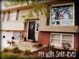 Best Images About Home Remodel On Pinterest Craftsman Split - Split level exterior remodel