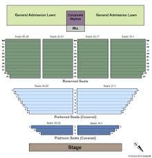 Innsbrook Pavilion Tickets And Innsbrook Pavilion Seating