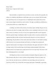 argumentative essay docx parikh manav parikh rd hour  2 pages rhetorical modes essay docx