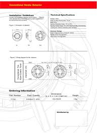 4 wire smoke alarm wiring diagram images smoke detector wiring diagram installation smoke desconectices