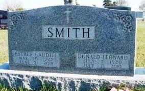 SMITH, ESTHER EVANGELINE - Madison County, Iowa | ESTHER EVANGELINE SMITH -  Iowa Gravestone Photos