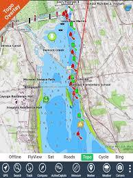 Candlewood Lake Hd Connecticut Gps Map Navigator