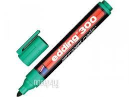 <b>Маркер Edding E</b>-300/4 1.5-3mm Green