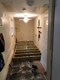 gotta get everything done by 9 14 due to the appliances being delivered hope to have the rough ins all done this week walls doors up and painting and