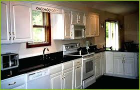 white cabinets with black granite kitchen white cabinets black granite black galaxy granite countertops with white